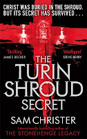 The Turin Shroud by Sam Christer book cover