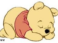 I like pooh bear..ngee...