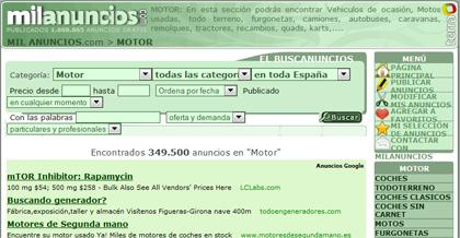 coches manuales milanuncios coches segunda mano espana