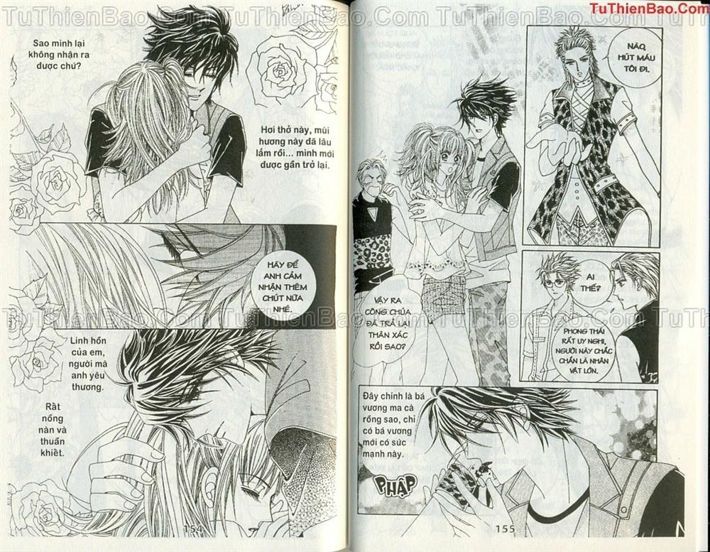 Ma cà rồng hộ mệnh Chapter 10 - Trang 74