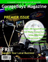 GarageBoyz Magazine , FIRST SERIES..READ IT FREE HERE