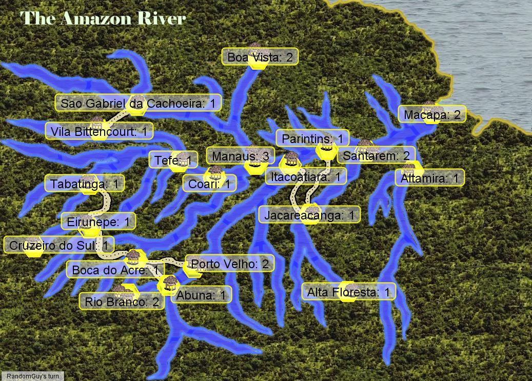 Brazil - Page 2 Amazon+River