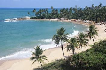 Uma das 7 maravilhas de Conde praia de Coqueirinho
