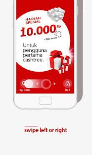 Aplikasi Android Gratis Pulsa : Cashtree