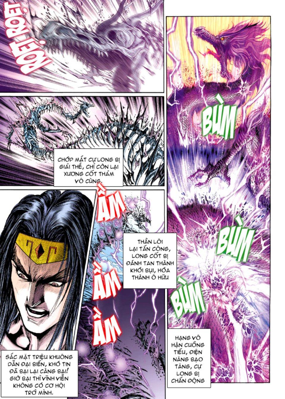 Thiên Tử Truyền Kỳ 5 - Như Lai Thần Chưởng chap 214 - Trang 7