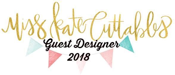 March 2018 Guest Designer