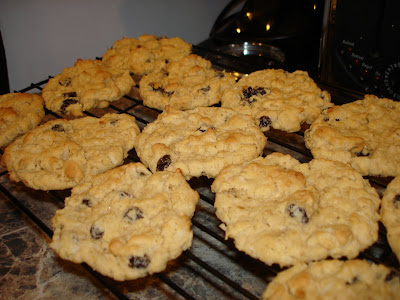 Fall Festival Recipe Exchange – Coconut Oatmeal Cookies