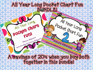 http://www.teacherspayteachers.com/Product/All-Year-Long-Pocket-Chart-Fun-BUNDLE-927179