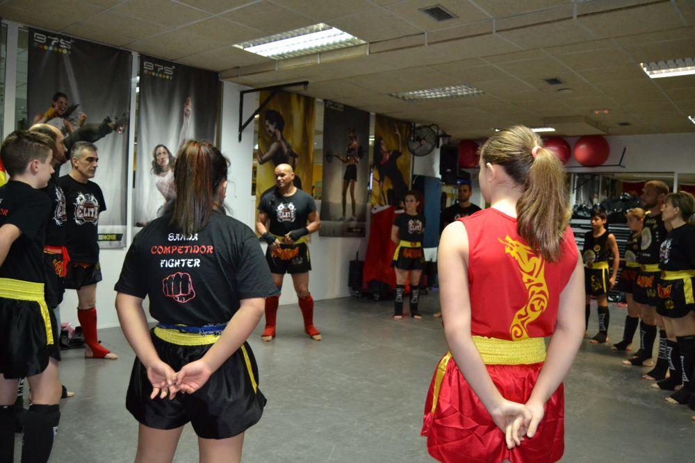 Sanda Azuqueca de Henares KICK BOXING CHINO clases de Boxeo Chino con GrandMaster Senna.