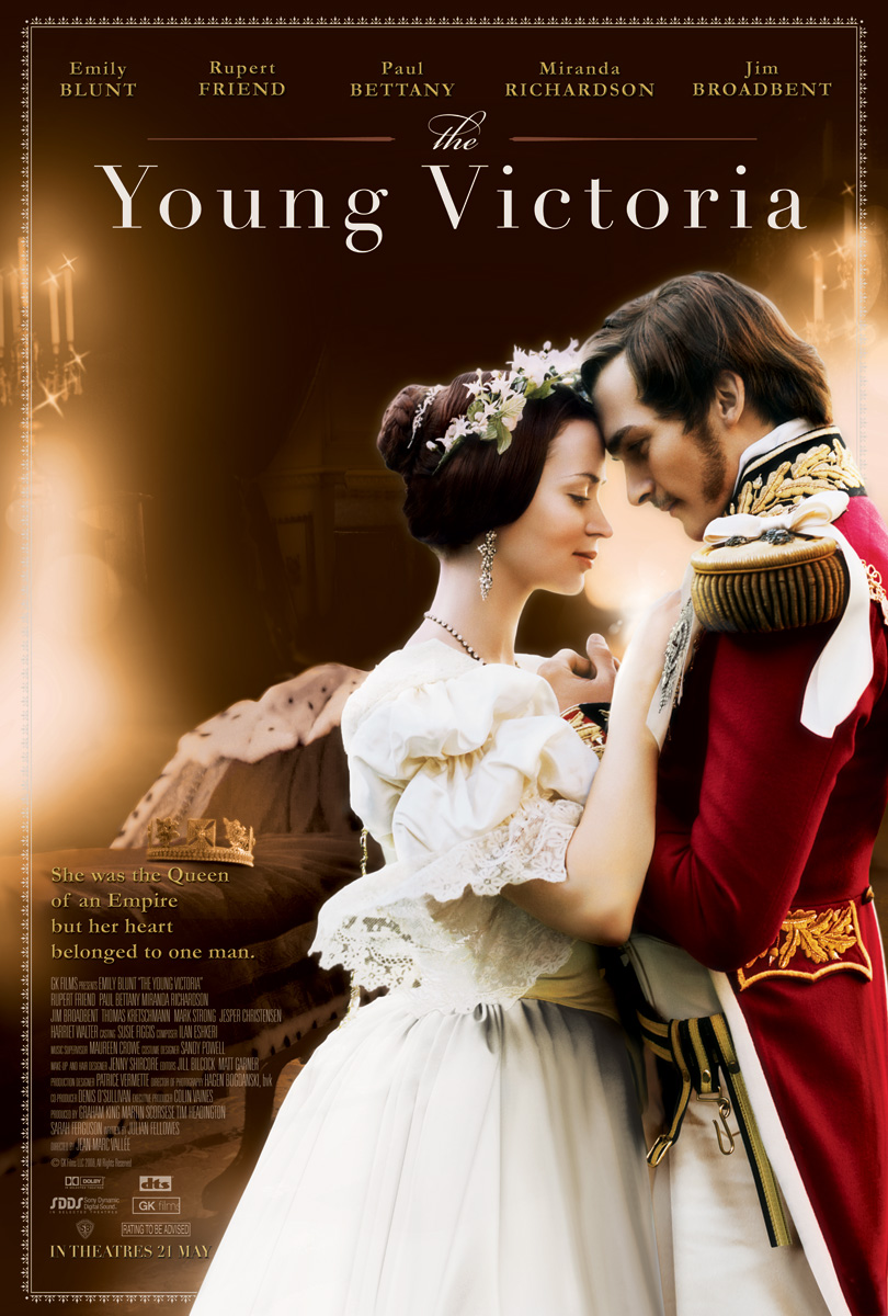 the maidens court movie review the young victoria