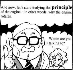 Cara Kerja Motor 4Tak