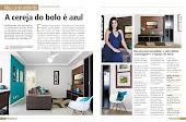 Um grande sonho realizado, minha casinha numa revista de decoração, Revista Minha Casa!