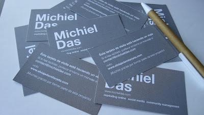 El belga Michiel Das se valió de la teoría de los seis grados para encontrar empleo