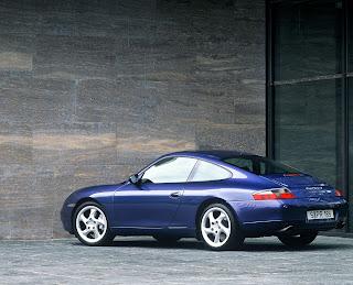 Porsche Type 911 Carrera 4 3.4 Coupé, 1999