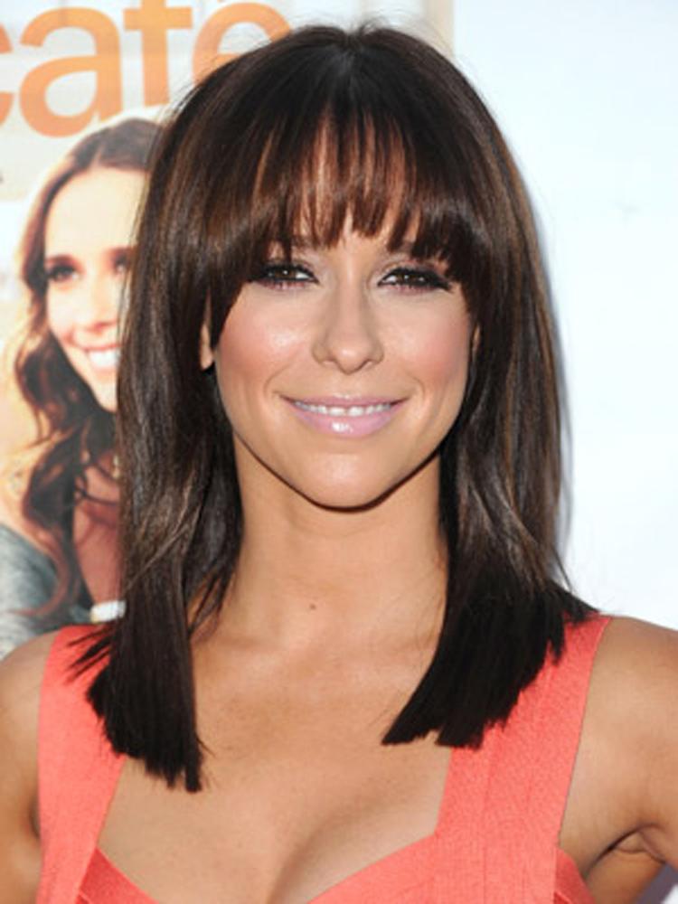 Popular Celebrity Bang Hairstyles 3