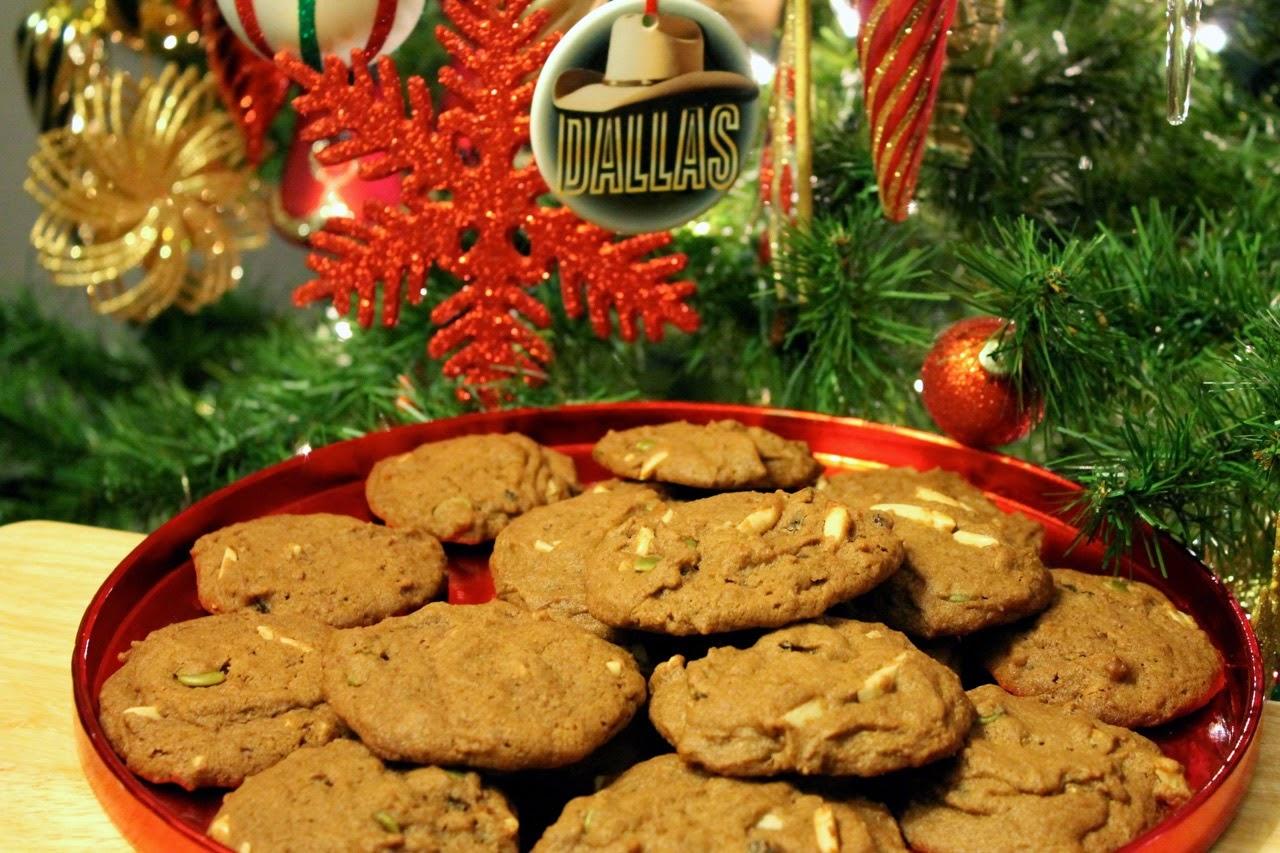 Mole Cookies