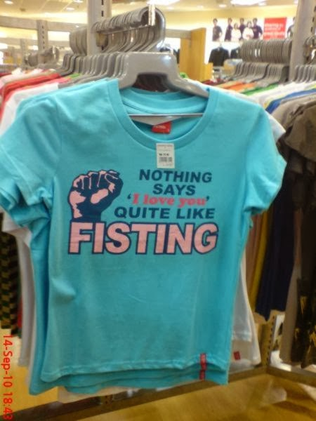 35 Inappropriate T-Shirts That Are So Rude You'll Feel Dirty For ...