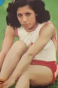 زنان ورزشکار ایرانی در قبل از انقلاب روی عکس کلیک کنید