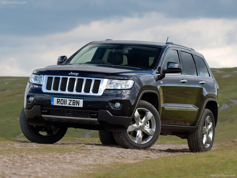 Jeep Grand Cherokee UK Version premium SUV