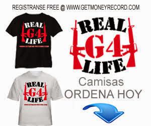 Real G4 Life T-Shirts