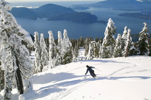 Cypress Mountain Ski Area, British Columbia - Where is the Best Place for Skiing And Snowboarding in Canada