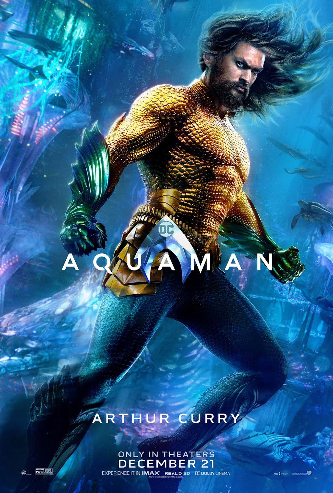 """Reseña: """"Aquaman"""" (sin spoilers)"""
