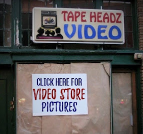 Video Store Pictures