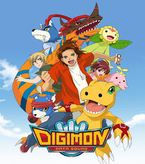 Digimon 5 Savers - (Latino) (MP4 Celular) (MF) ~ RESUBIDO