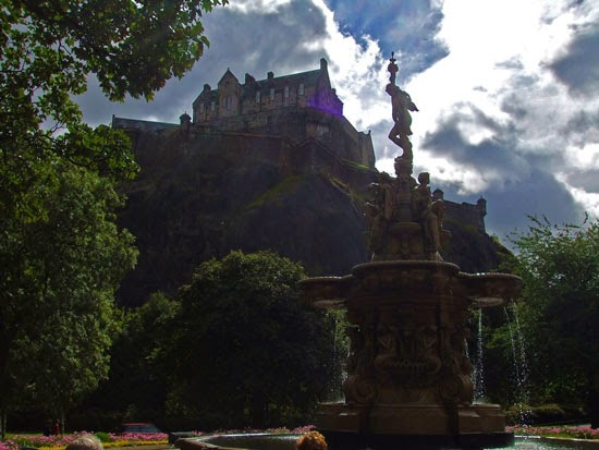 Edinburgh, Mary Queen of Scots, Lang Siege, Covenanters
