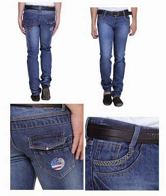 British Terminal Men's Jeans worth Rs.1659 for Rs.899 Only at HomeShop18 with Free Shipping