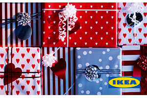 Ikea cadeaupas