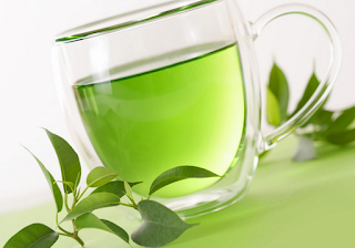 Green tea effects