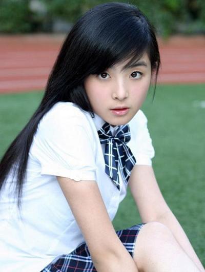 beautiful internet girl: