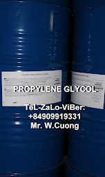 PROPYLENE GLYCOL INDUSTRIAL | PG Công nghiệp Dow