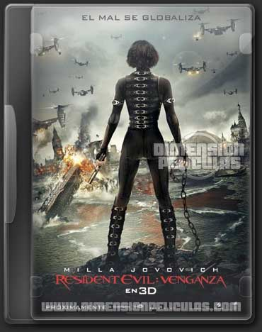 Resident Evil Retribution (TS Español Latino) (2012)