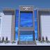 Nova fachada da AD de Maracaçumé