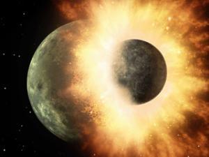 terbentuknya bulan