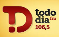 ouvir a Rádio Tododia FM 106,5 Maringá PR