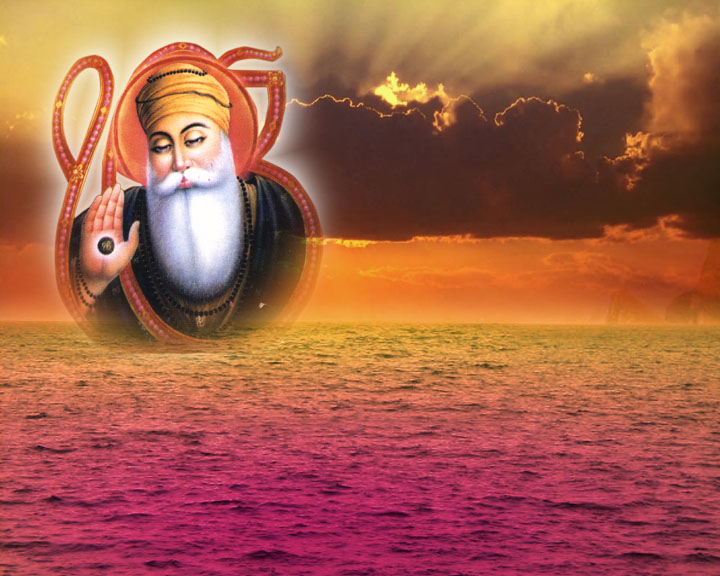 Mobile Sikh Guru ji Wallpapers
