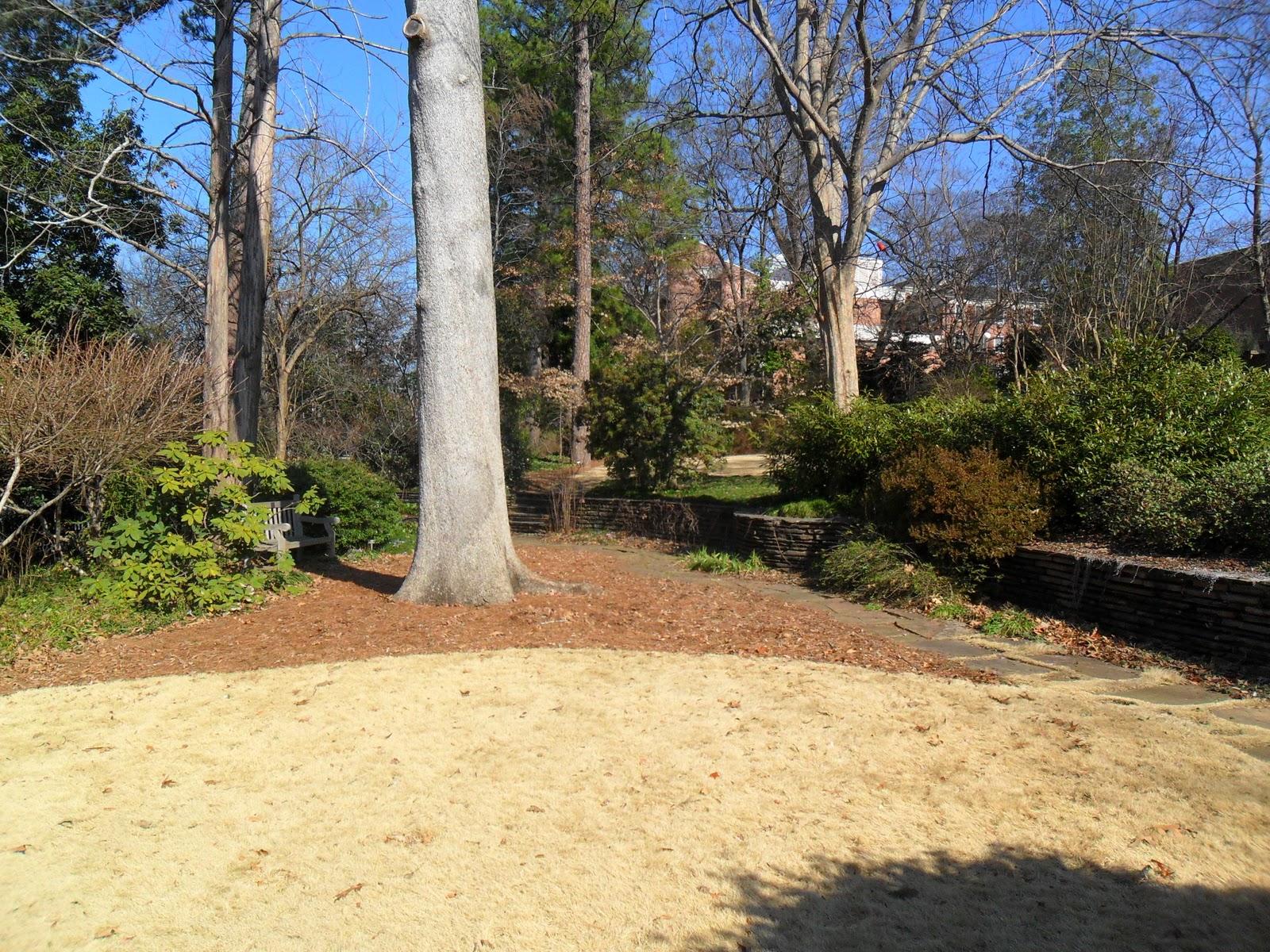 Casey\'s Southern Tour: Founder\'s Memorial Garden