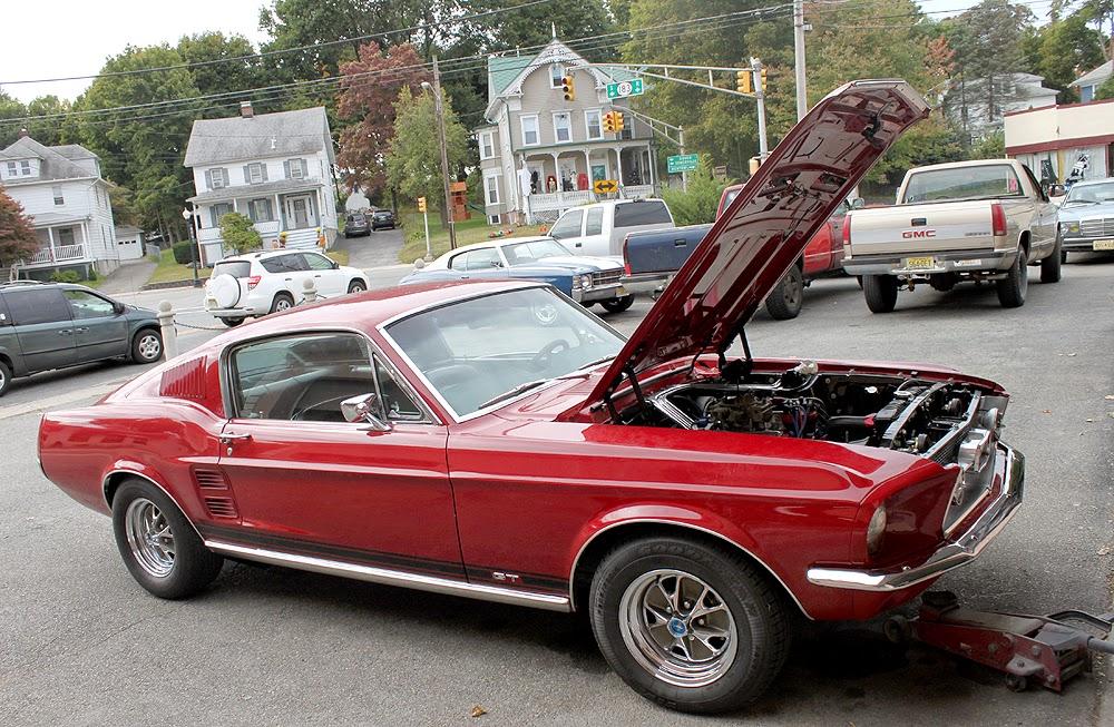 1967 Mustang Fastback - http://www.netcongautorestorations.com/ 973-527-3464