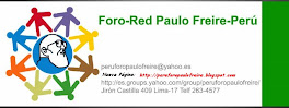 Foro-Red Paulo Freire-Perú