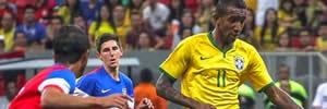 Seleção vence e Talisca marca: Veja o gol