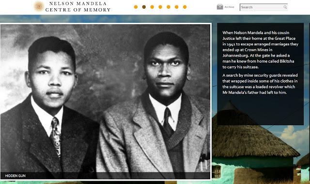 Mandela, en imágenes