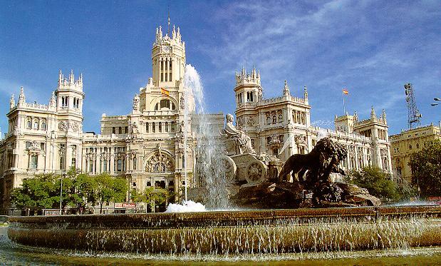 Un apartamento para visitar Madrid en verano