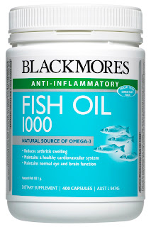 Blackmores fish oil 1000 and evening primrose oil for Fish oil good or bad