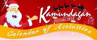 Naga City's Kamndagan Festival 2014 Schedule of Activities