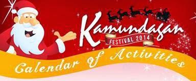 Naga City's Kamndagan Festival 2014 Schedule of Activities