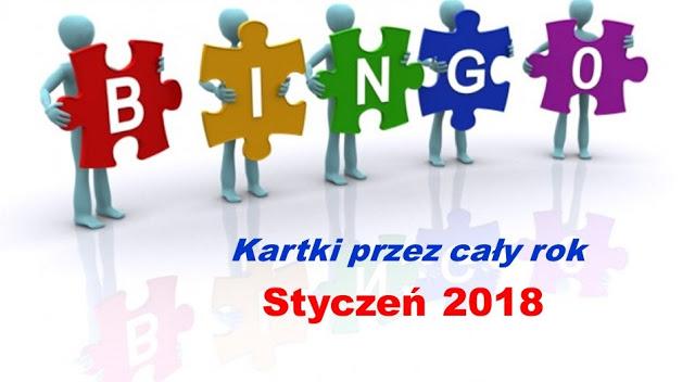 kartki przez cały rok-styczeń 2018