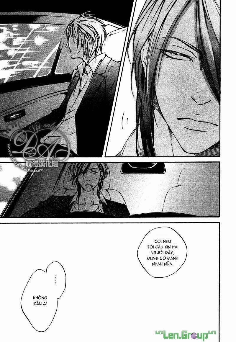 Kizutsuite Romance Manga chap 2 - Trang 33